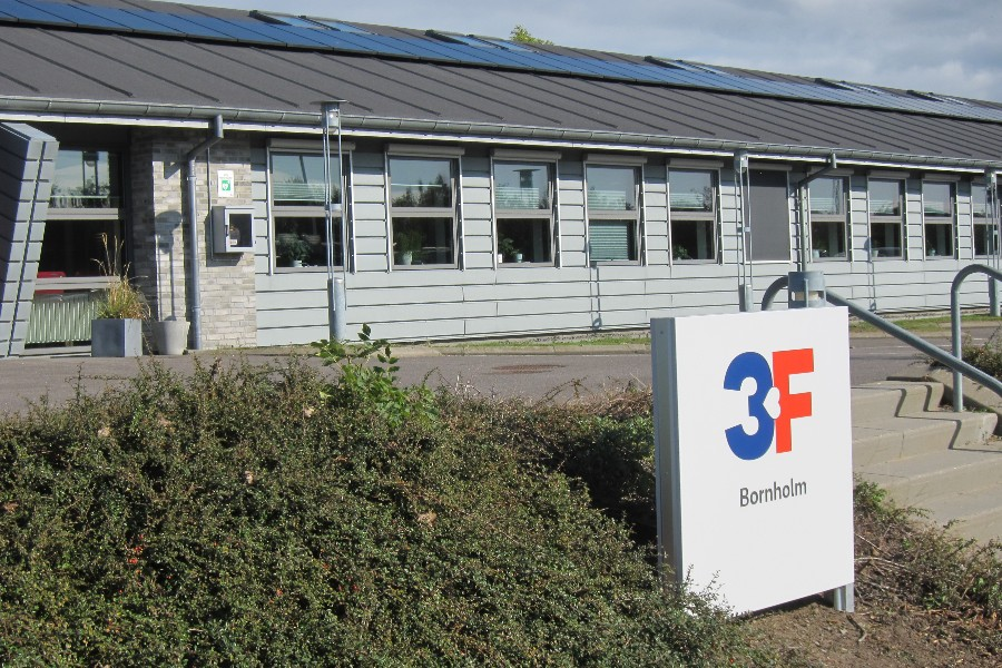 Svag stigning i 3F Bornholms medlemstal