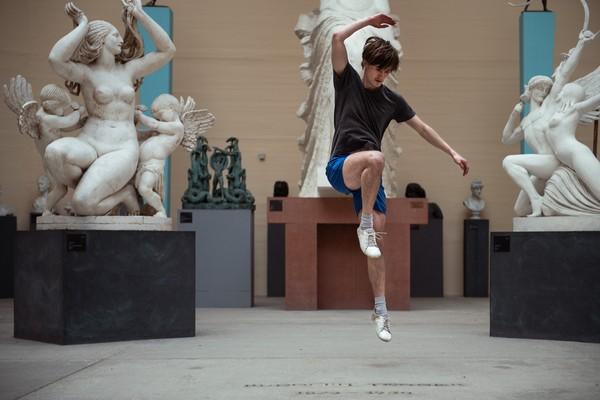 Unikt danseteater på Gudhjem Museum
