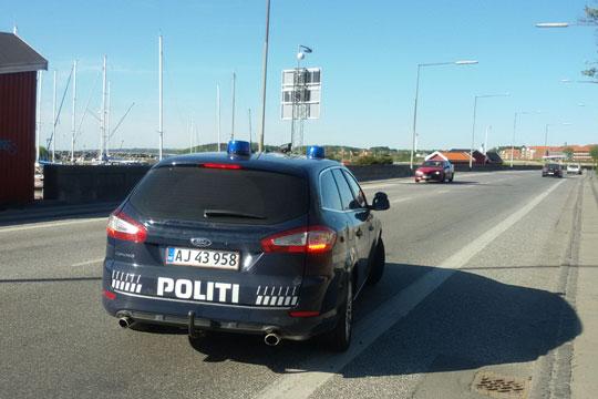 Ung narkobilist anholdt i Rønne