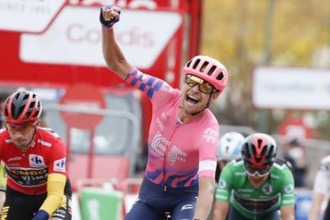 Magnus Cort vandt i Vuelta a Espana