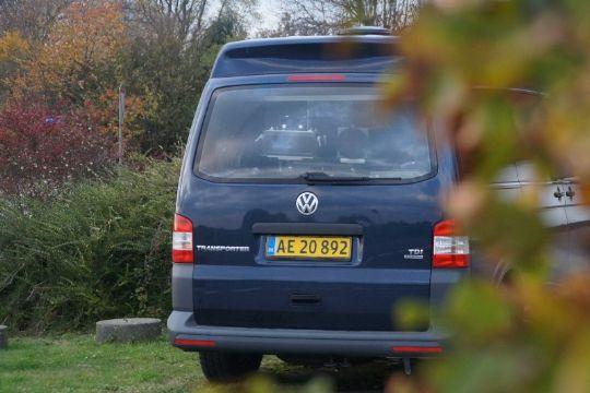 Fem fartbøder til bilister i Nexø
