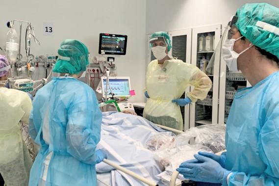 249 operationer aflyst på hospitalet