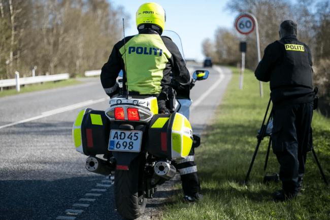 Bilist kørte 140 km/t i Nyker