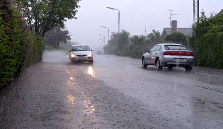 Vil ændre vandafløb på kommuneveje