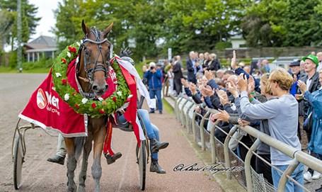 Bornholmers opdræt vandt Dansk Hoppe Derby