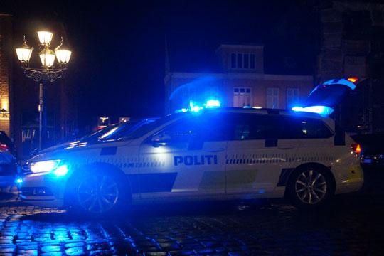 18-årig mand tiltalt for at genere politiets arbejde