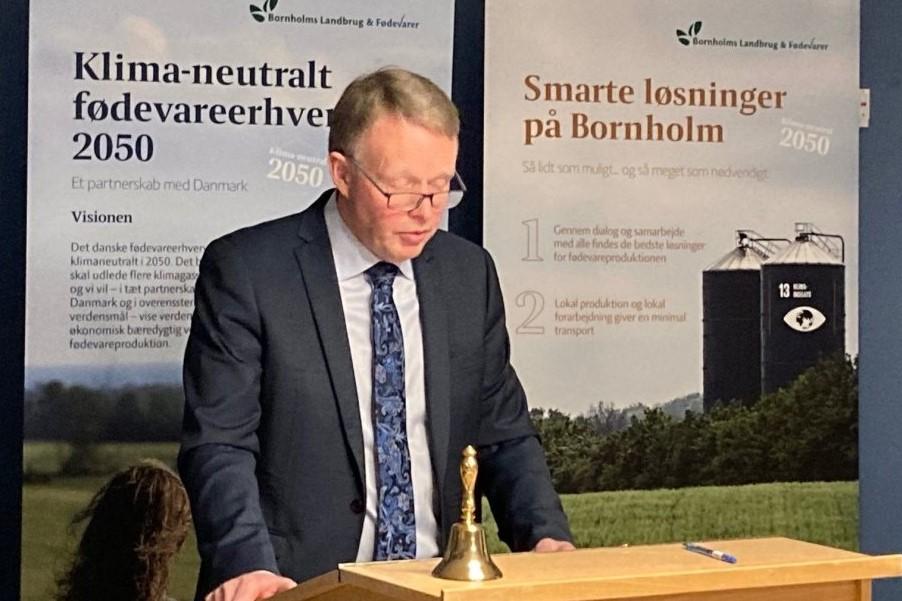 Landboformand: Økologi er ikke godt for klimaet
