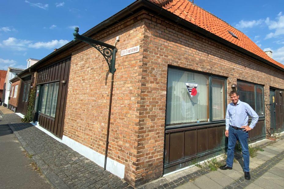 Bygning i Rønne skal rumme fødevarefirma