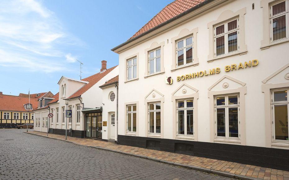 Fortsat flere kunder hos Bornholms Brandforsikring