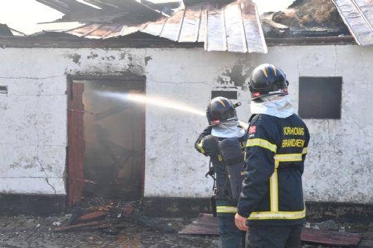 Større brande har kostet Bornholms Brand dyrt
