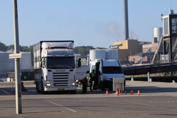 Politiet: Alvorlige fejl og mangler på lastbiler