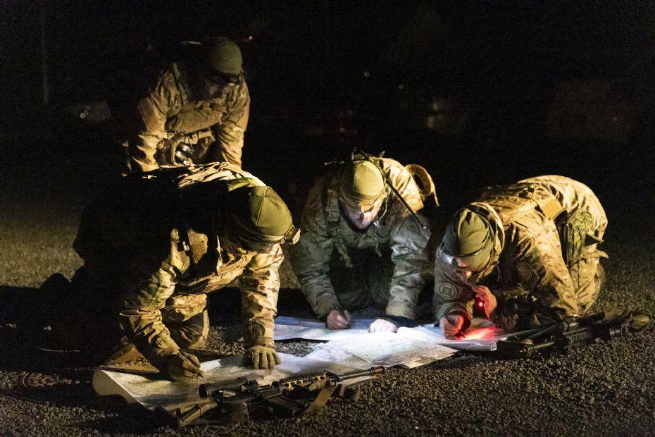Hjemmeværnet holder stor krigsøvelse