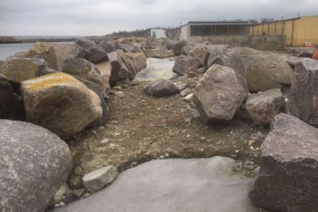 Molen i Tejn renoveres for 8 millioner