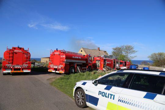 Nye brandbiler for mange millioner