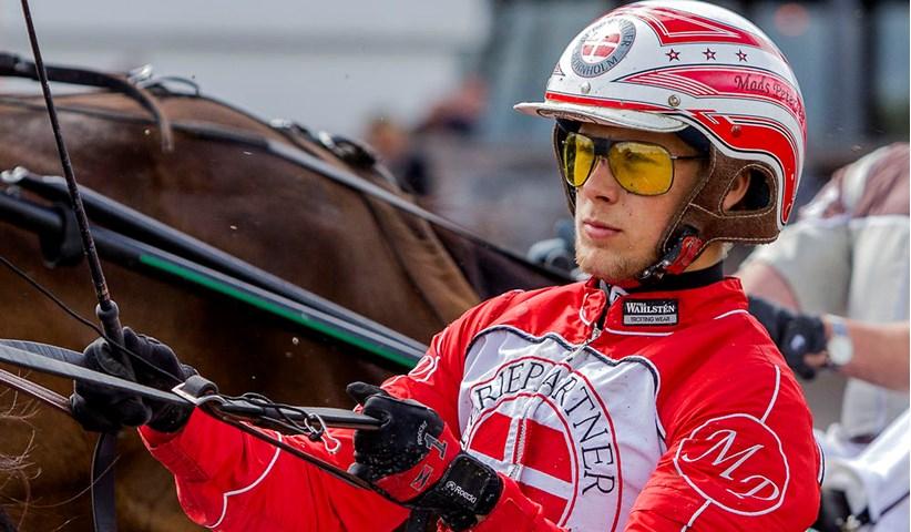 Mads Petersen vandt i Aalborg