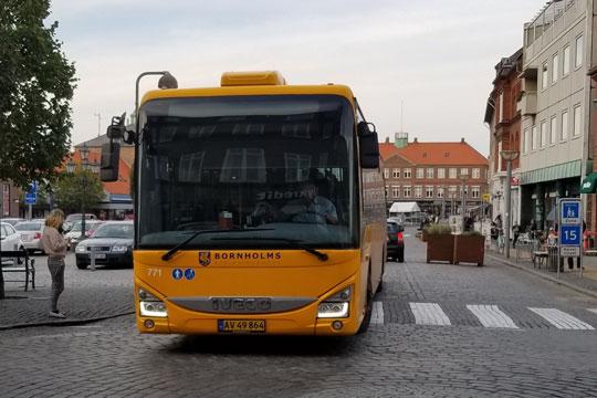 Kollektiv trafik koster BRK 24,8 mio. kr.