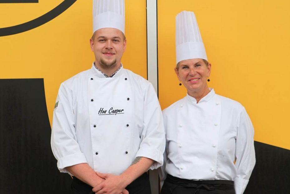 Ny gastronom til Bornholm
