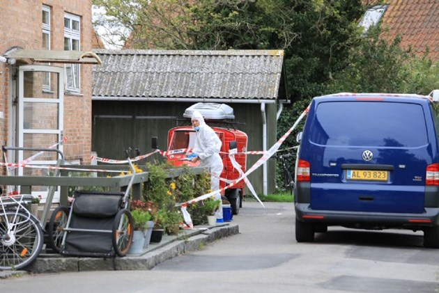 46-årigt knivoffer fra Rønne døde i nat