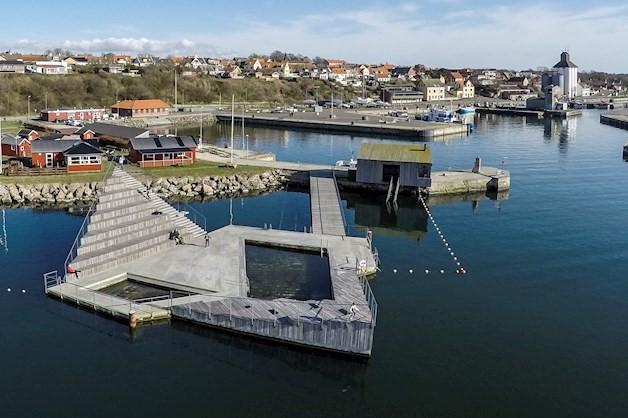 Havnebad i Hasle skal repareres