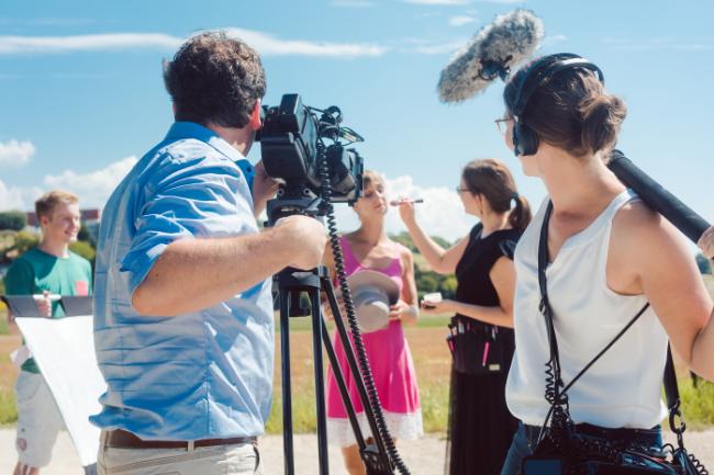 Vil optage filmserie om unge på Bornholm