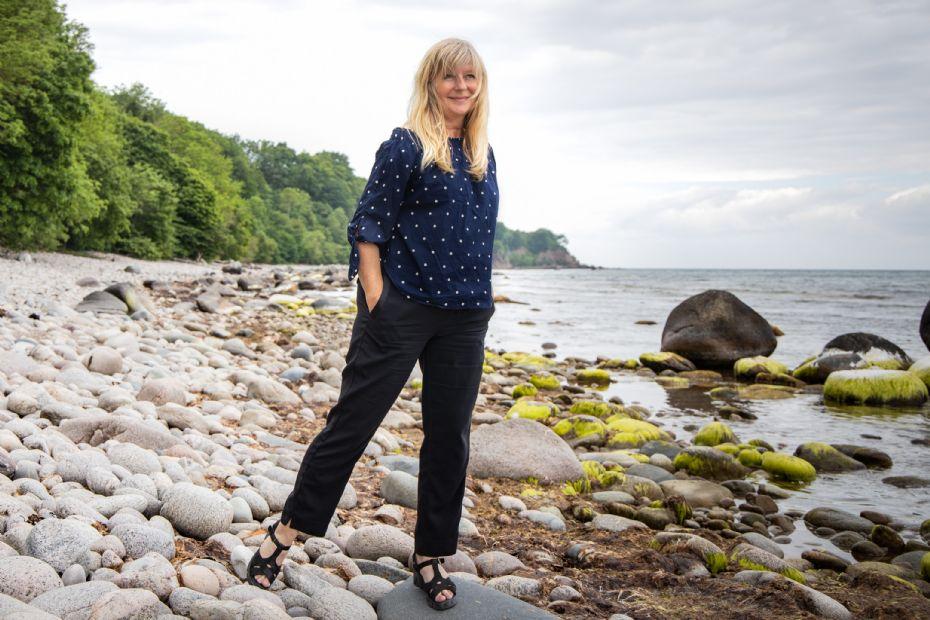 Kirsten Sonne debuterer som krimiforfatter