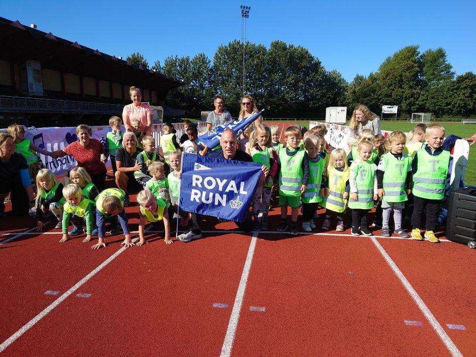 Royal Run med mere end 600
