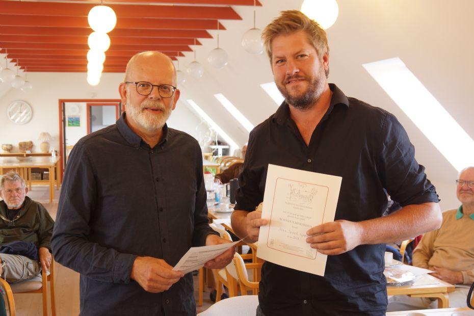 Bornholmerprisen tildelt sprogforsker