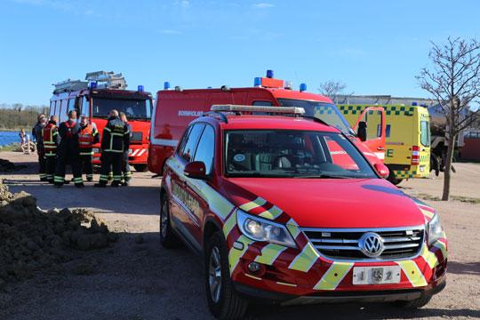 Brandvæsnet skal have nye køretøjer