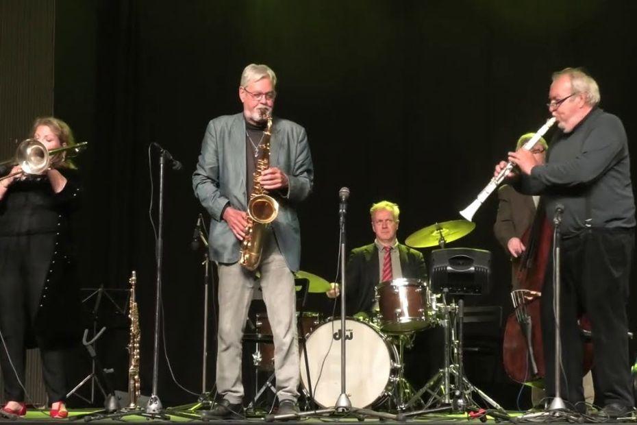 Stor jazzkoncert i Musikhuzet