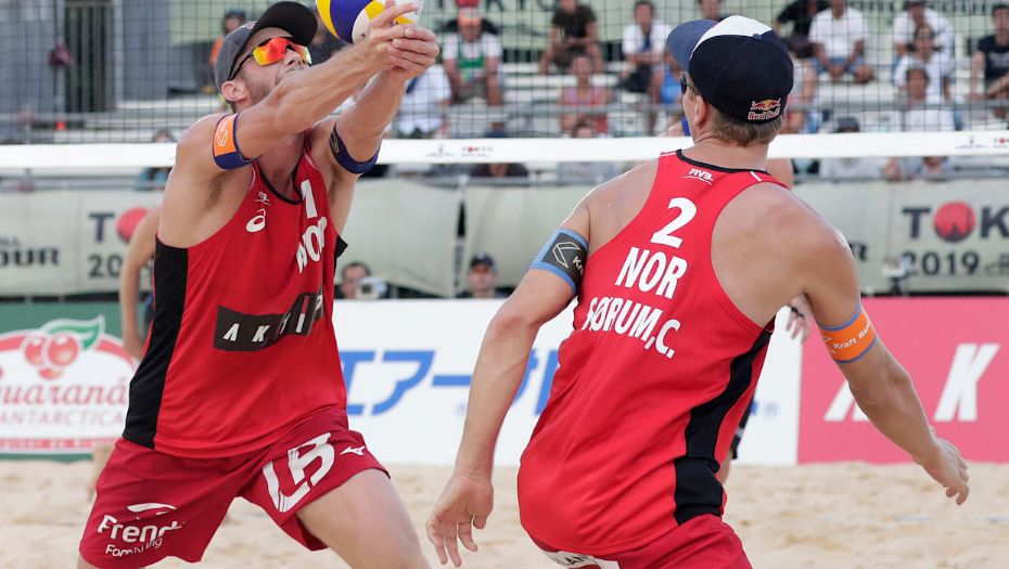 Sand fra Bornholm gav OL-guld
