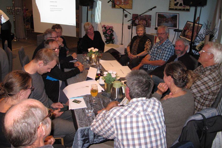 Udviklingsplaner for otte små byer på vej