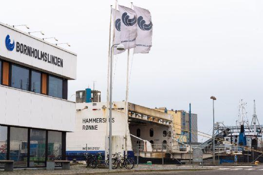 Mere fragt med færgerne til og fra Bornholm